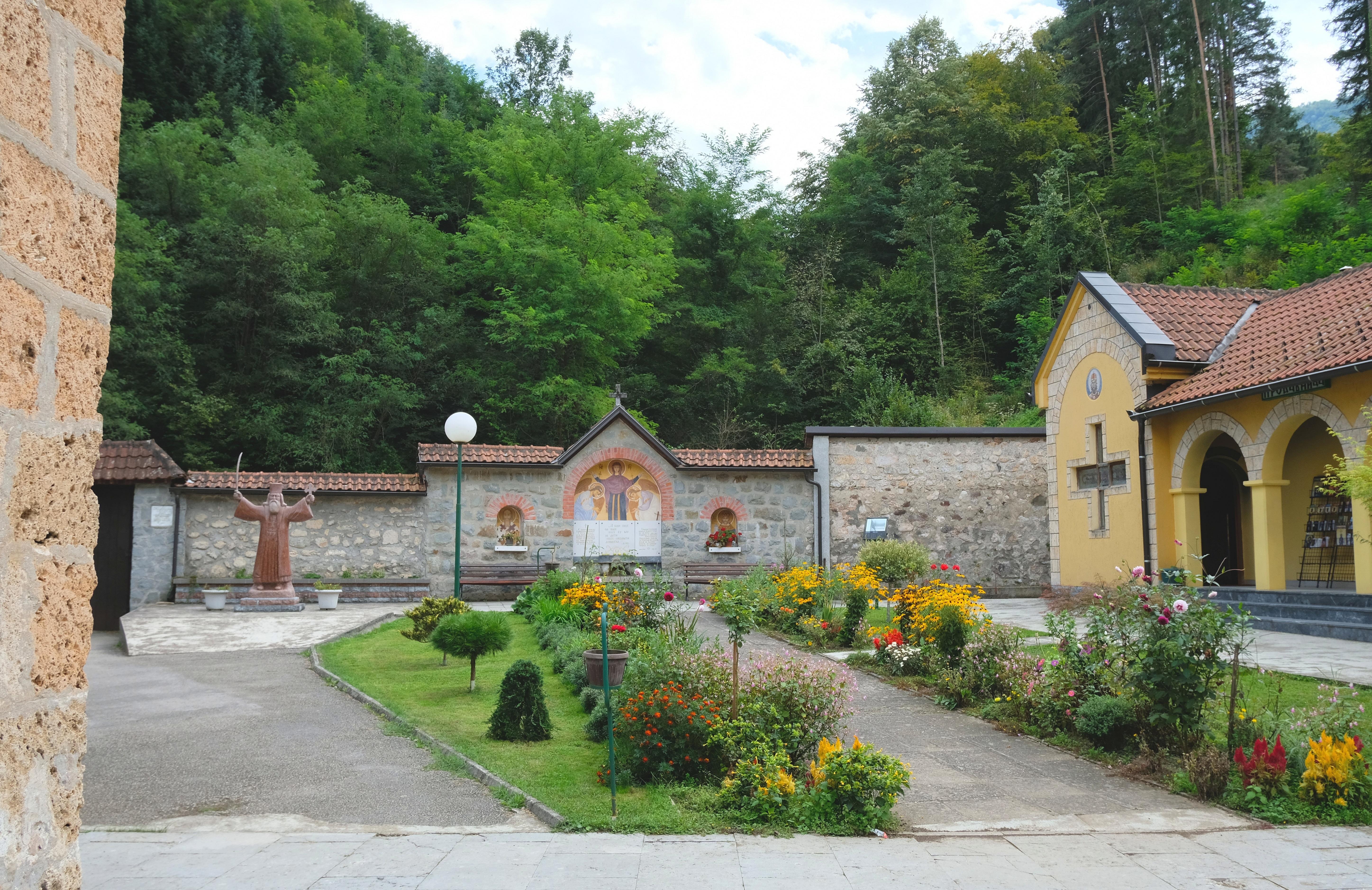 Rača Monastery, Tara National Park, Serbia