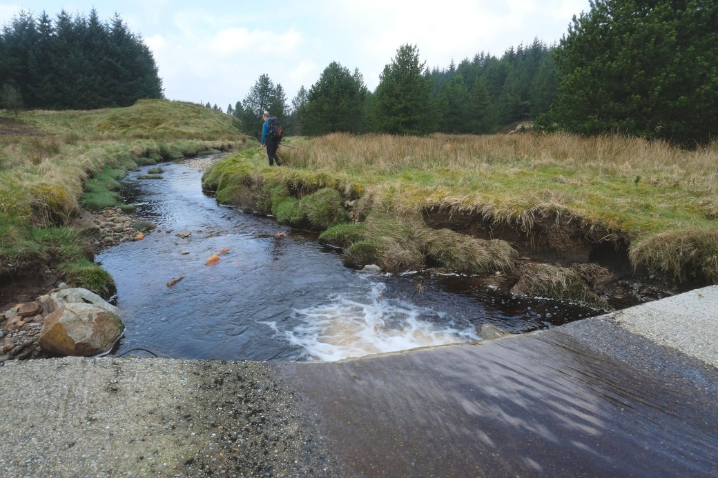 Glenlark River, Sperrin Mountains, Count Tyrone