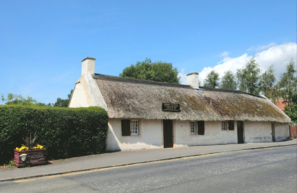 Burns Cottage, Ayr