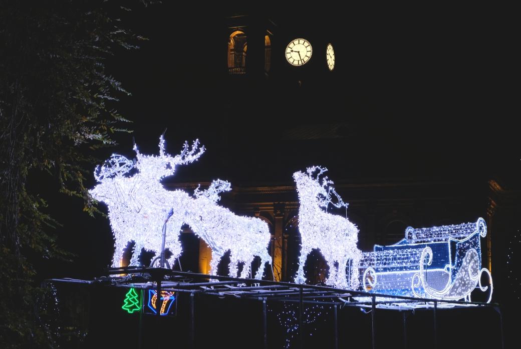 Paisley at Christmas