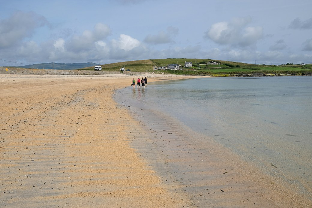 St John's Point Beach Donegal