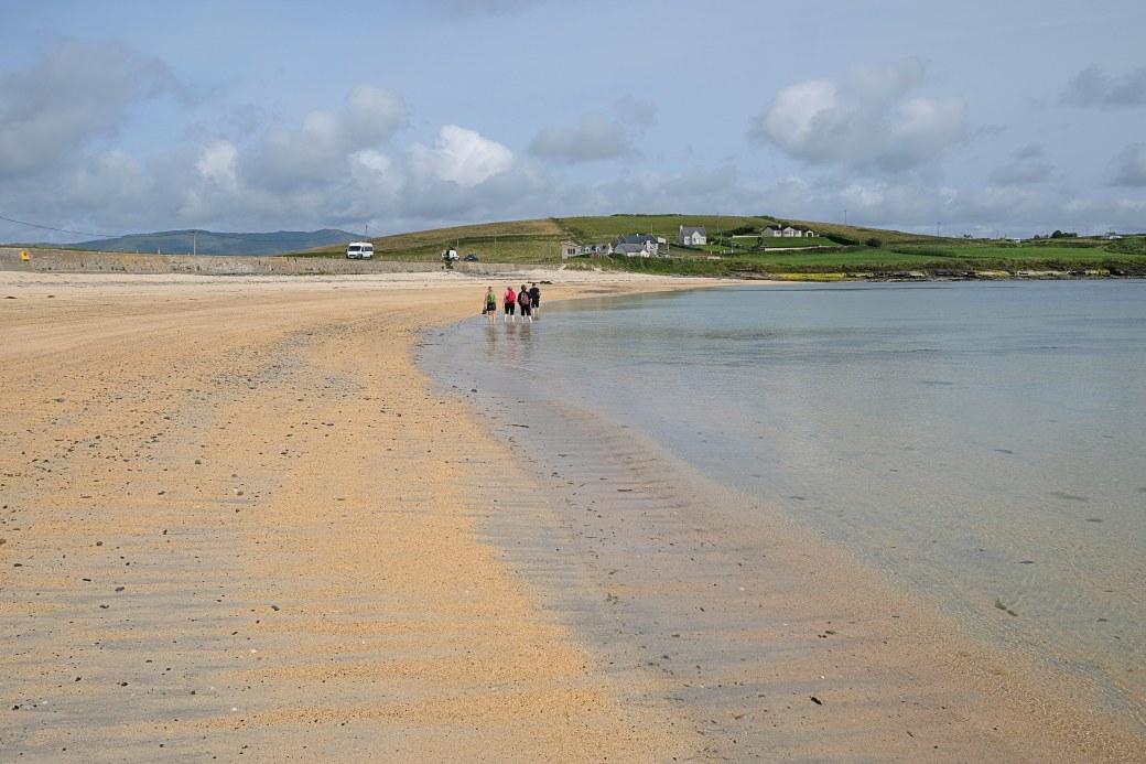 St John's Point Beach Donegal