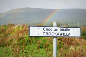 Rainbow, Sperrin Mountains