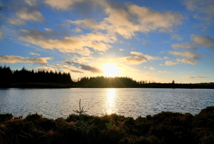 Crockacleaven Lough, Slieve Beagh, County Tyrone