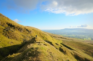 Eagle's Rock, Sperrin Mountains, County Derry