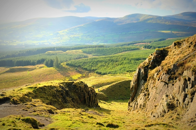 Eagle's Rock, Sperrin Mountains